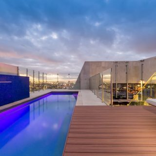 Compass Pools Australia Fastlane Fibreglass Swimming Pools Installation 08