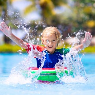 Family pools QLD Toowomba great for kids